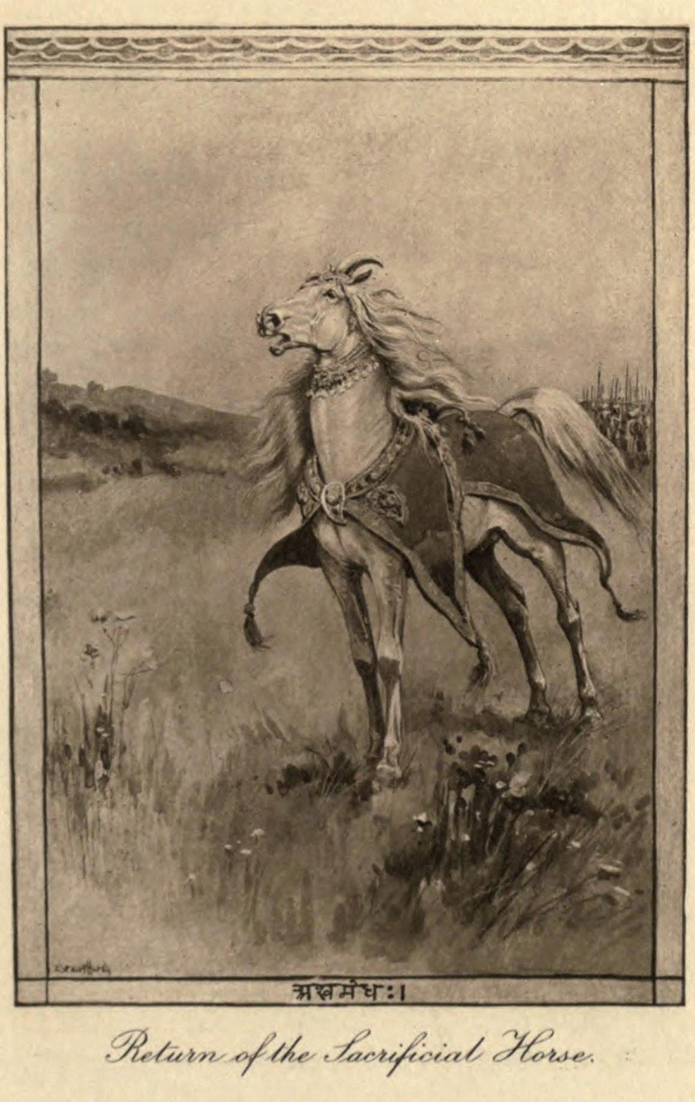 Return of the Sacrificial Horse