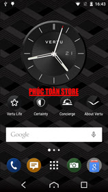 Vertu signature touch mt6753 2017 lỗi phần mềm