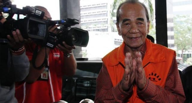 Ini Surat Annas Maamun yang Sukses Bikin Jokowi Beri Diskon Hukuman