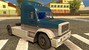 ZIL 5423 truck mod version 2.0