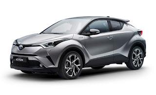 2018 Toyota C-HR: Intérieur, Prix, Caractéristiques