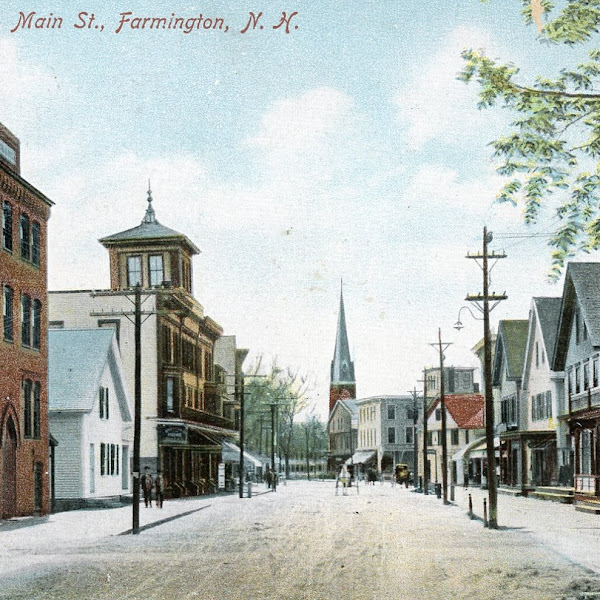 Museum of #FarmingtonNH #History Open June 22nd 9:30AM-12:30PM