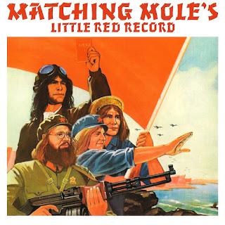 Matching Mole - 1972 - Matching Mole's Little Red Record