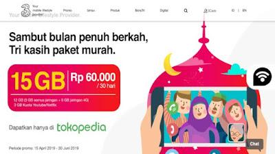 Promo Paket Kuota Internet Khusus Ramadhan  Promo Paket Kuota Internet Khusus Ramadhan 2019 Untuk All Operator