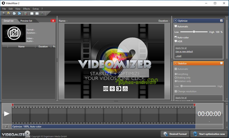 Video Mizer