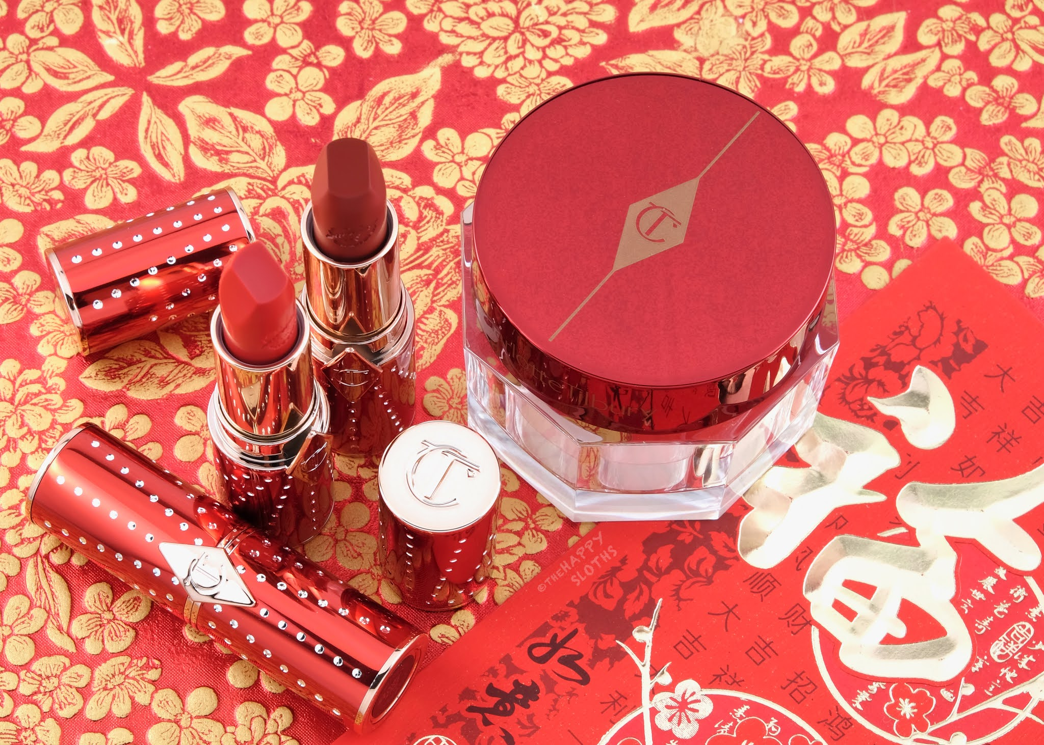 Charlotte Tilbury | Lunar New Year 2021 Collection: Review and Swatches