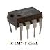 IC LM741 adalah | Pengertian dan Definisi