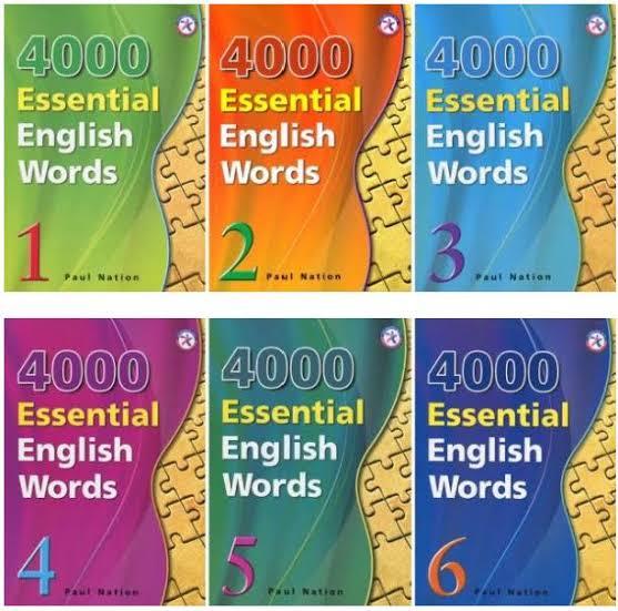 4000 Essential English Words 1 : 6 + Audio