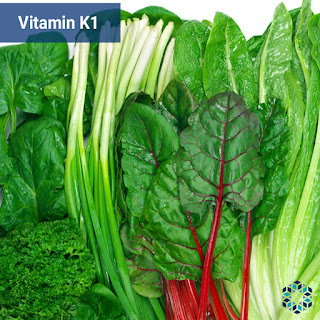 Food Sources of Vitamin K1