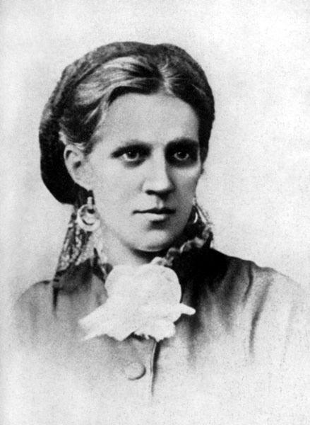 Anna Dostoevskaya, 1871