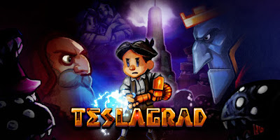 Teslagrad is Out Now For Android