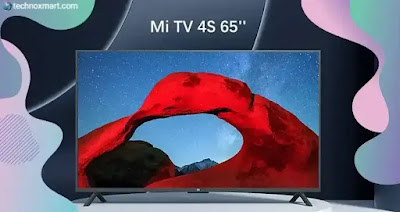 mi tv 4s 65 inches launched