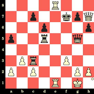 Les Blancs jouent et matent en 4 coups - Boris Geller vs Herbert Bastian, Baden-Baden, 1985