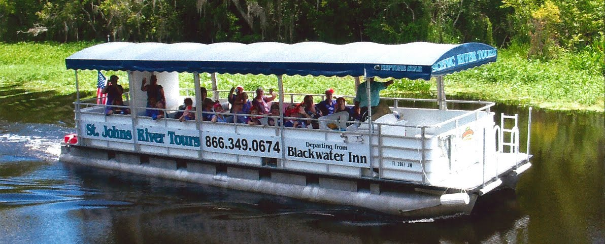 St Johns River Tours at Blackwater Inn
