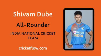 Shivam Dube Net Worth, Age, Height, Career, Stats & More | Cricket Flow