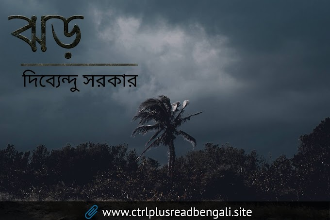 ঝড় | Bengali Original Poetry