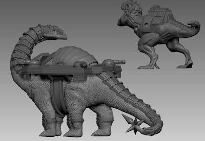 Dinoborg - Bronto picture 2