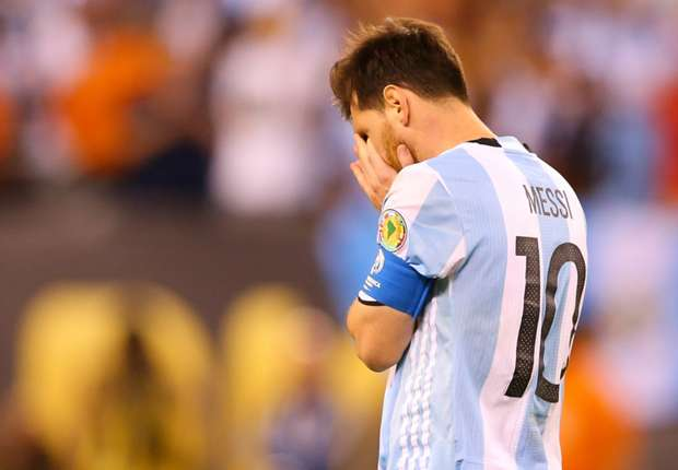 Lionel Messi prend sa retraite internationale