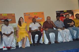 Raai Laxmi Raghava Lawrence Motta Siva Ketta Siva Press Meet Stills  0077.jpg