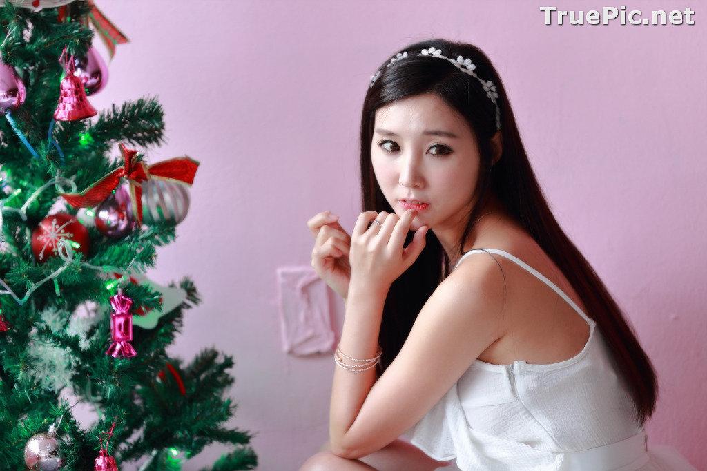 Image Korean Model - Lee Yoo Eun - Studio Photo Collection - TruePic.net - Picture-5