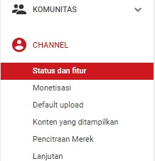 Cara Menambahkan Tombol Subscribe di Channel Youtube
