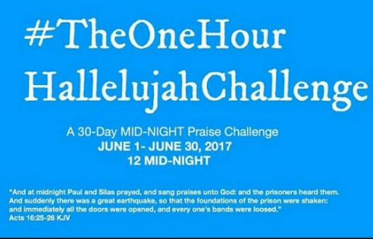 Image result for hallelujah challenge