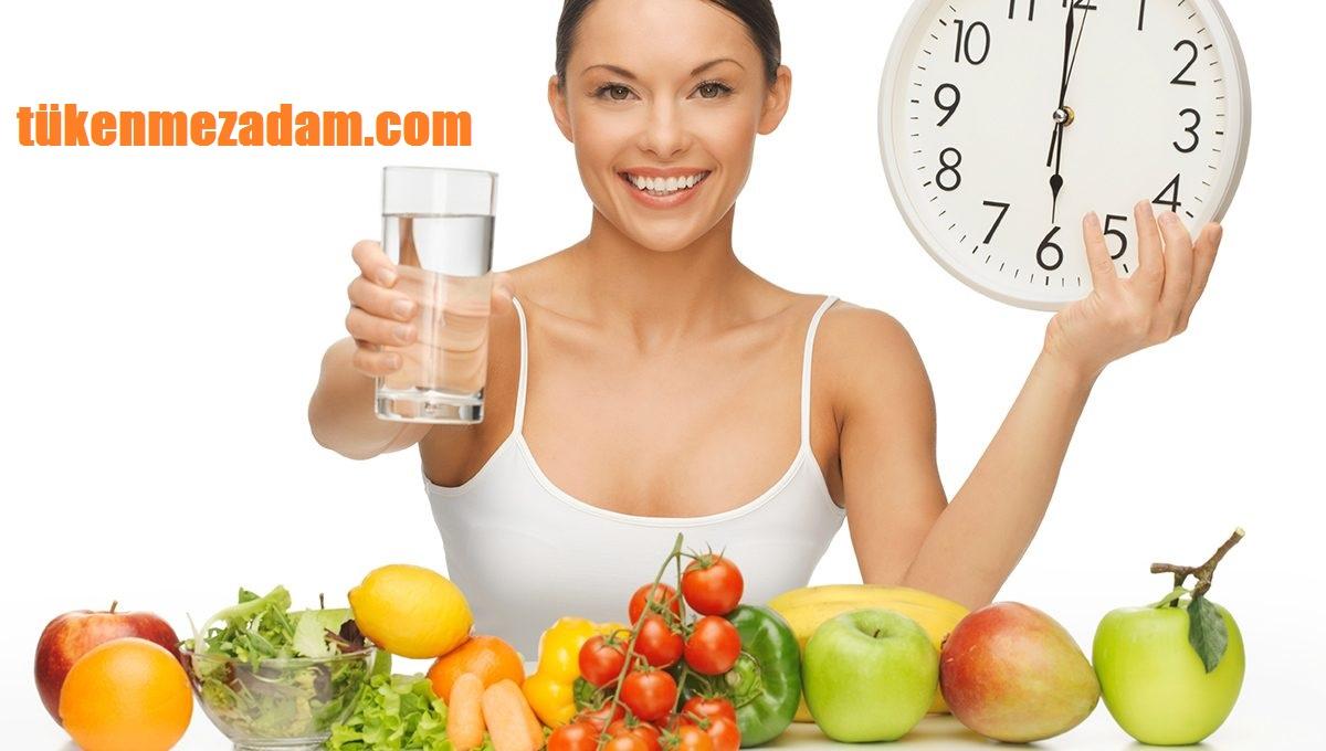 Sağlıklı ve Hızlı Nasıl Kilo Verilir Kilo Vermenin Püf Noktaları