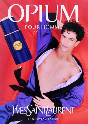 Opium pour Homme (1995 - 1997) Yves Saint Laurent