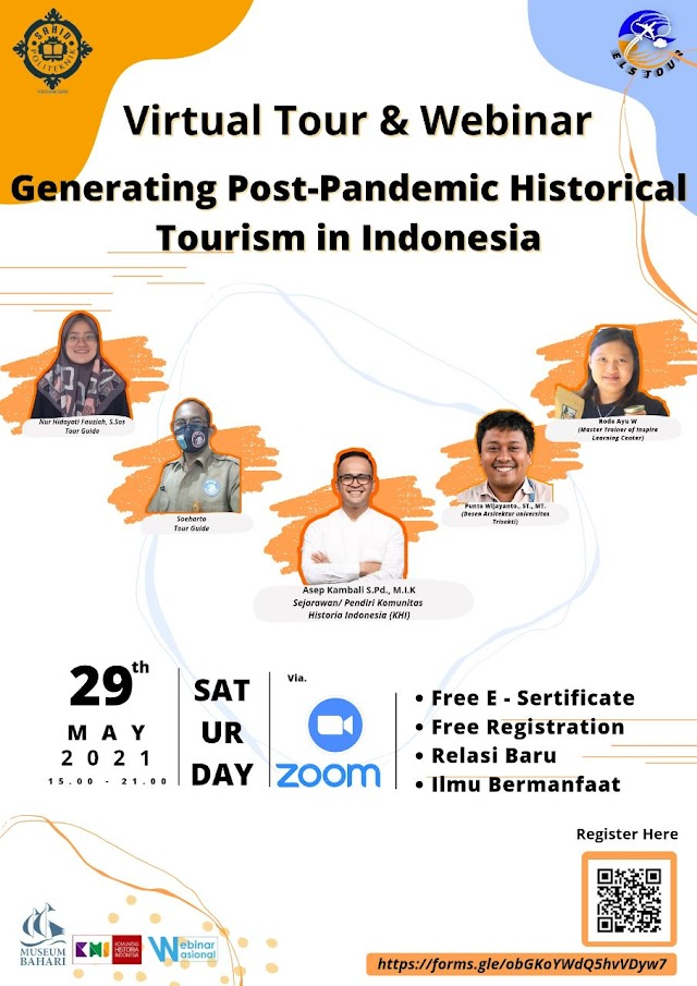 Generating Post-Pandemic Historical Tourism in Indonesia