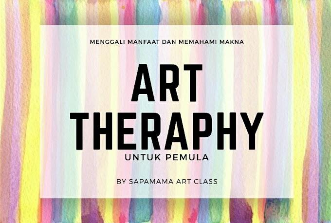 Menggali Manfaat Art Theraphy dan Memahami Maknanya di Sapamama Art Class