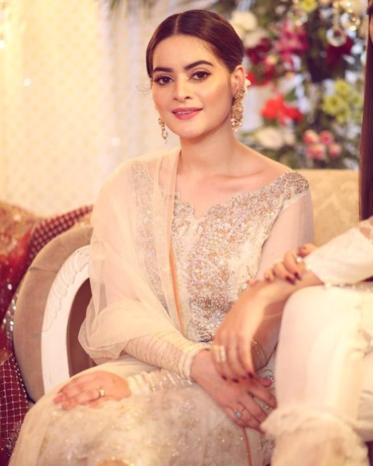 Minal Khan Pic