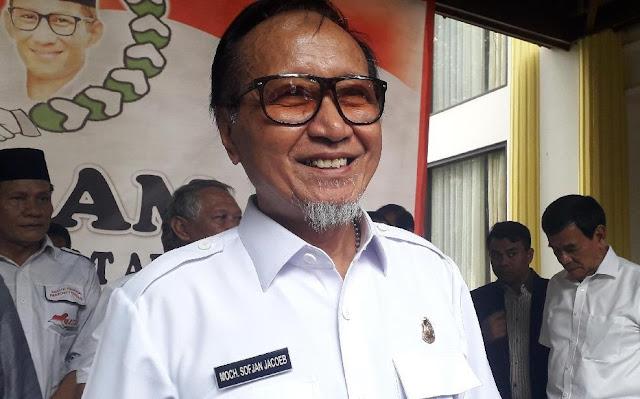 Mantan Kapolda Metro Jaya: Prabowo-Sandi Menang Hampir di Seluruh Daerah