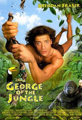 Sinopsis film George of the Jungle (1997)