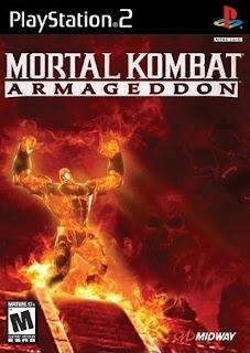 Download Mortal Kombat: Armageddon PS2 ISO