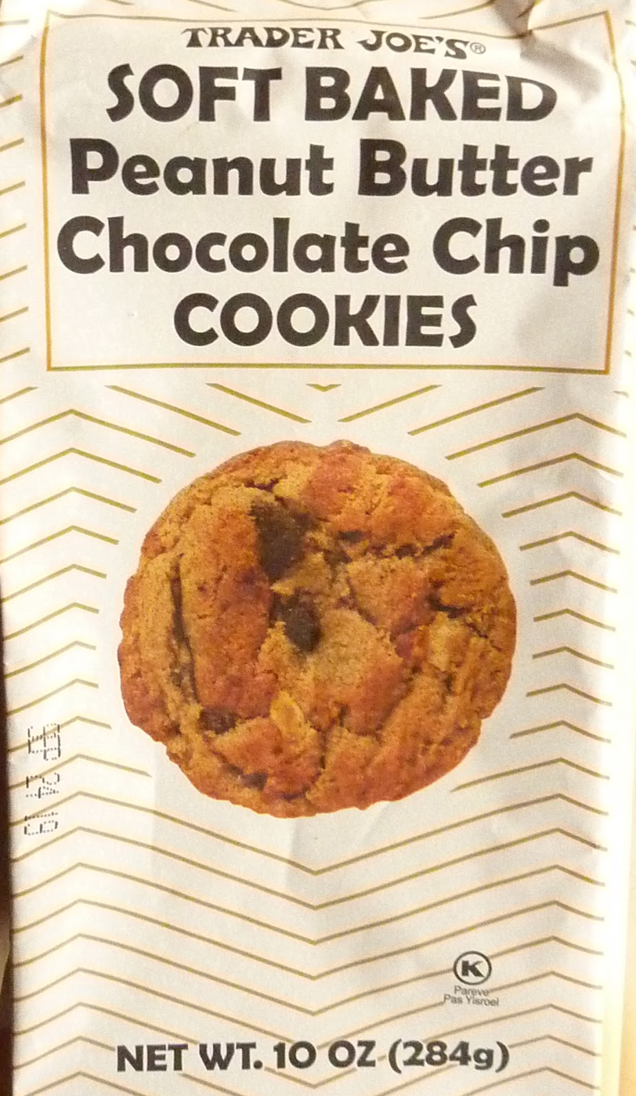 What S Good At Trader Joe S Trader Joe S Soft Baked Peanut Butter Chocolate Chip Cookies