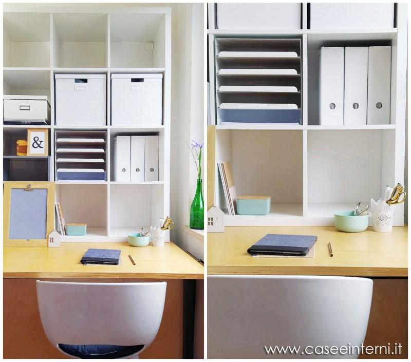 modi per creare un elegante piccolo ufficio in casa