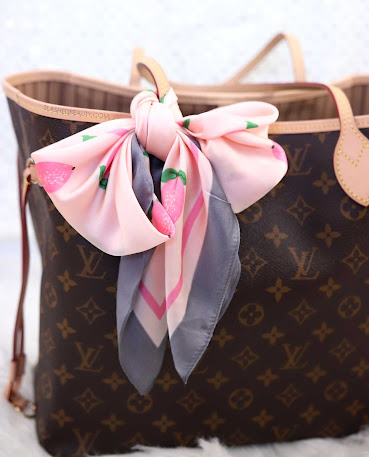 Handbag Scarf