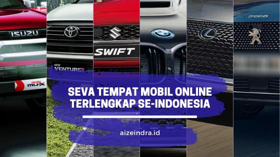 seva tempat mobil online terlengkap