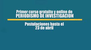 Unesco, Espacio Público y el Colegio de Periodistas de Chile convocan a curso virtual de periodismo de investigación