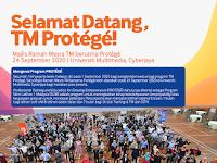TM mengalu-alukan kedatangan TM Protege!