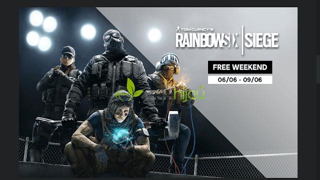 Dapatkan Segera Game Gratis Tom Clancy's Rainbow Six Siege Waktu Terbatas!