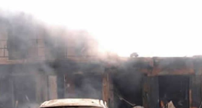 Suicide Bombers Attack Army in Refugee Camp, Injure Seven