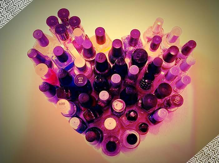 I <3 nail polish