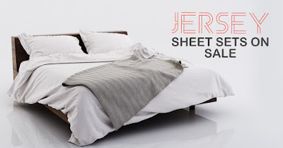 Buy Jersey Sheet Sets On Sale