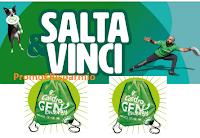 Logo Innovet ''Salta e vinci'': corsi di formazione con il tuo cane e come premio certo lo zainetto Energy