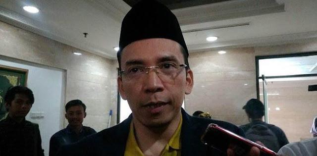 TGB Masuk Rekomendasi PIT Untuk Menteri Jokowi, Ini Alasannya