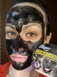 Mascarilla Peeling de Alga Negra 7thHeaven