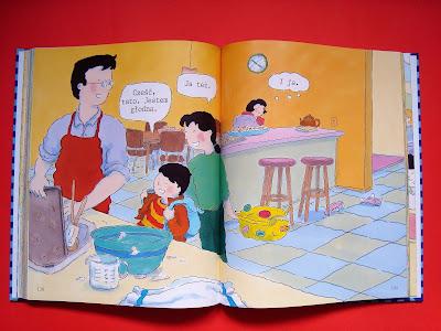 Dlaczego? Księga najlepszych pytań i odpowiedzi, książka dla przedszkolaka i starszaka, książka z rysunkami