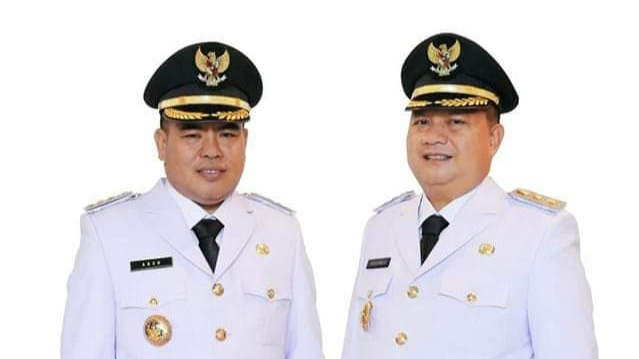 Gubernur Kalbar Lantik Bupati dan Wakil Bupati Sekadau terpilih Aron-Subandrio