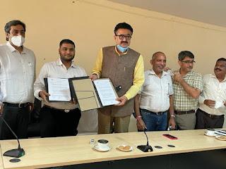 Sapio Analytics partnered with Government of UP